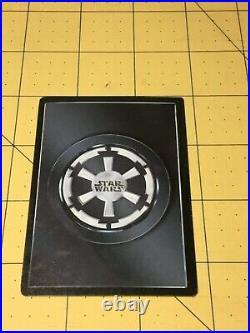 Decipher Star Wars CCG Death Star II Rare Emperor Palpatine card