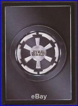 Emperor Palpatine Near Mint/Mint see scans DEATH STAR II star wars ccg