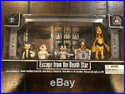 Escape from the Death Star STAR WARS Star Tours DISNEY Parks Exclusive Pack