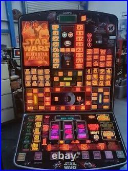 Fruit Machine Star Wars Death Star Assault £70 Jackpot New £1 Ready