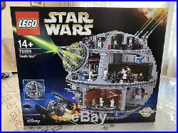 GENUINE LEGO Star Wars Death Star 75159 Sealed In Box