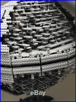 GENUINE Lego Death Star II UCS 10143 Ultimate Collector Series Star Wars