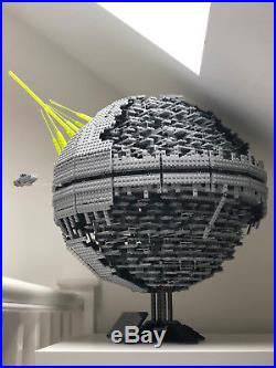 GENUINE Lego Death Star II UCS 10143 Ultimate Collector Series Star Wars