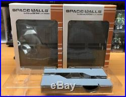 GTP Space Walls For 3.75 inch Star Wars Figures Death Star Diorama