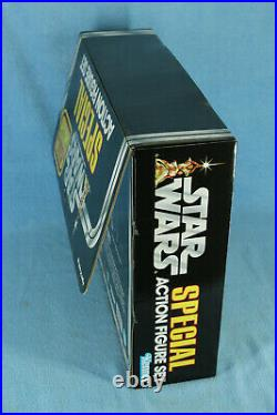 Gentle Giant Jumbo Droid Action Fig. Set AFX Excl. R5-D4, Gonk, Death Star Droid