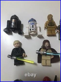 Genuine LEGO Minifigures Bundle / Job Lot. Star Wars Set 10188 Death Star