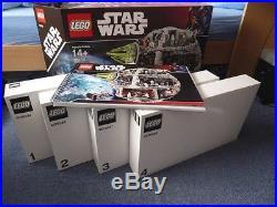 Genuine LEGO Star Wars DEATH STAR 10188 ucs