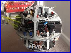 Genuine LEGO Star Wars DEATH STAR 10188 ucs Complete With Box And Instructions