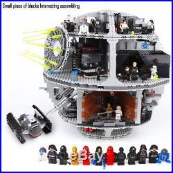 HOT SALE! 3804Pcs Star Classic Space Wars Death Star Building Block (Not Lego)