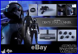 HOTTOYS HT MMS413 Star Wars Death Star Gunner Pose-able Figure 1/6th Scale