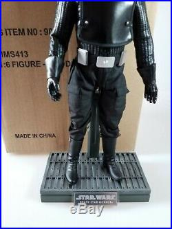 Hot Toys 1/6 Scale figure Star Wars Deathstar Gunner A New Hope MMS413 Death