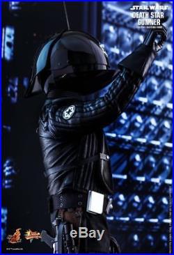 Hot Toys 1/6 Star Wars Episode IV 4 A New Hope Death Star Gunner MMS413