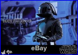 Hot Toys 16 MMS413 Star Wars'Death Star Gunner' EP IV 4 FACTORY SEALED SHIPPER
