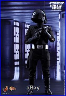 Hot Toys 16 MMS413 Star Wars'Death Star Gunner' EP IV 4 FACTORY SEALED SHIPPER