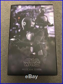 Hot Toys Death Star Gunner A New Hope Star Wars 1/6 Figure MMS413