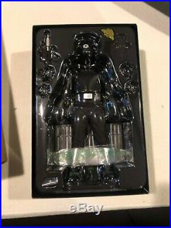 Hot Toys MMS 413 Star Wars Episode IV A New Hope Death Star Gunner Figure