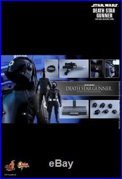 Hot Toys MMS 413 Star Wars Episode IV A New Hope Death Star Gunner Figure NEW