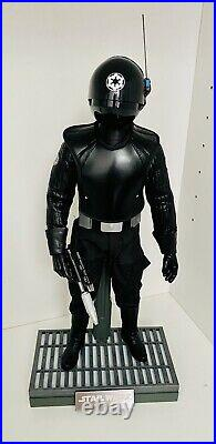 Hot Toys MMS413 Star Wars Deathstar Gunner, Complete