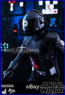 Hot Toys Star Wars A New Hope Death Star Gunner 12 1/6 Figure Mms413 Brand New