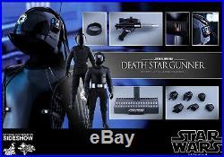 Hot Toys Star Wars A New Hope Death Star Gunner 12 Figure 1/6 Mms413 Brand New
