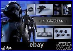 Hot Toys Star Wars A New Hope Death Star Gunner MMS413 1/6 Sideshow Disney Vader