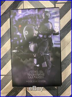 Hot Toys Star Wars Ep IV Death Star Gunner 1/6th scale
