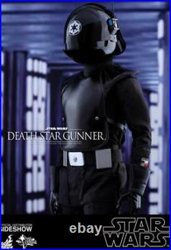 Hot Toys Star Wars Imperial Death Star Gunner A New Hope 1/6 Scale Rare