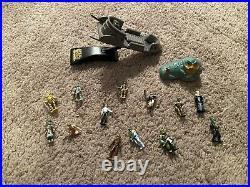 Huge STAR WARS 1990's Lot MICRO MACHINES ACTION FLEET Playsets Figure Death Star
