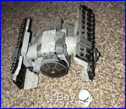 Huge lego collection including Death Star and other Star Wars models