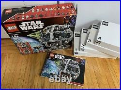 Impeccable! LEGO Star Wars Death Star (10188) Read Description