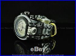 Invicta 52mm Ltd Ed Reserve Star Wars DEATH STAR Bolt Zeus Magnum Swiss Watch