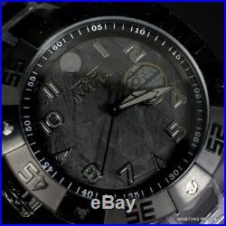 Invicta Pro Diver Star Wars Death Star Meteorite Black Lefty Automatic Watch New