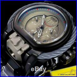 Invicta Reserve Bolt Magnum Star Wars Death Star Swiss Mvt Steel 52mm Watch New