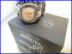 Invicta Reserve Star Wars Death Star Mens 52mm Bolt Zeus Magnum Swiss 26218