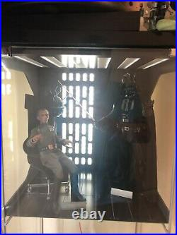 Jazzinc Diorama Death Star For Hot Toys And Sideshow 1/6 Scale Star Wars