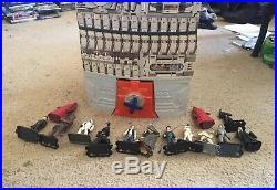 KENNER Star Wars DEATH STAR PLAYSET 1978 Vintage 99% Complete With Figures