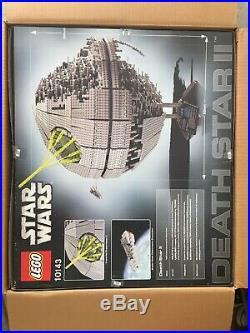 LEGO 10143 Star Wars Death Star II NEW SEALED MINT in LEGO shipper