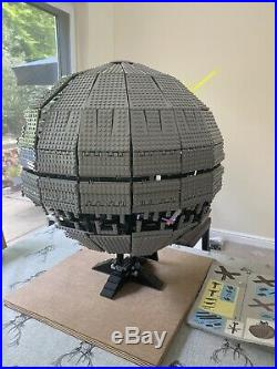 LEGO 10143 Star Wars UCS Death Star II -2005- 100% Complete -Excellent Condition