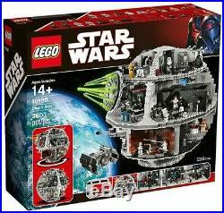 LEGO 10188 NEW in Original Shipping Box Star Wars Death Star 2008
