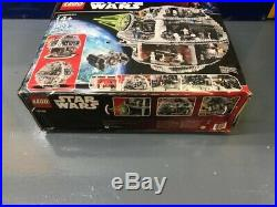 LEGO 10188 Rare Star Wars UCS Death Brand new with Brown Box-small box damages
