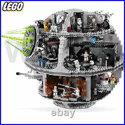 LEGO 10188 STAR WARS 10188 Death Star New & Sealed Tracking