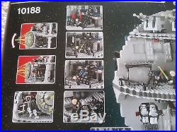 LEGO 10188 STAR WARS DEATH STAR NEW & SEALED never opened bargain