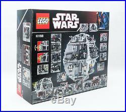 LEGO 10188 STAR WARS Todesstern Death Star mit 24 Minifiguren TV NEU / OVP