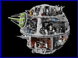 LEGO 10188 Star Wars Death Star Brand New In Box Free Gifts Offer