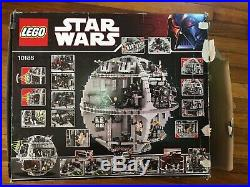 LEGO 10188 Star Wars Death Star Collector Almost Complete & Box Most Unopened