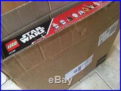 LEGO 10188 Star Wars Death Star Complete, Figures Box Instructions New Stickers