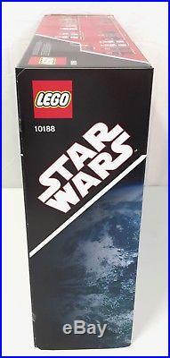 LEGO 10188 Star Wars Death Star FACTORY SEALED BRAND NEW RETIRED b