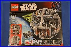 LEGO 10188 Star Wars Death Star NEW in box factory sealed OT