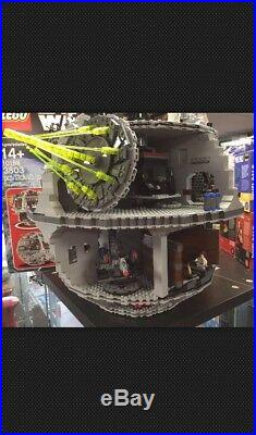 LEGO 10188 Star Wars Death Star READY BUILT Immaculate Condition