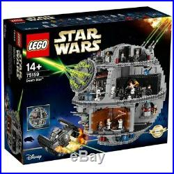 LEGO 75159 Star Wars Death Star Empires Ultimate Planet Zapping Weapon Toy Set
